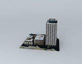 Executive Building 3D