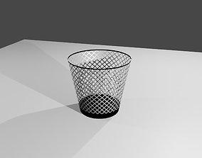 3D asset Trash Can - Cesto de Lixo