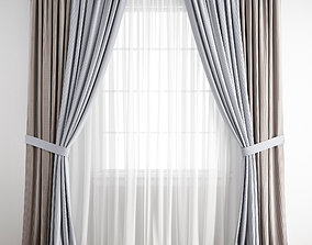 Curtain 211 3D model
