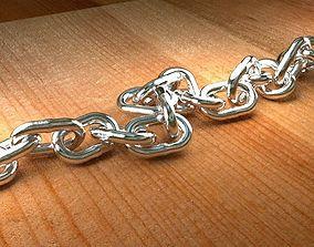 Chain 3D asset