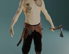 3D viking