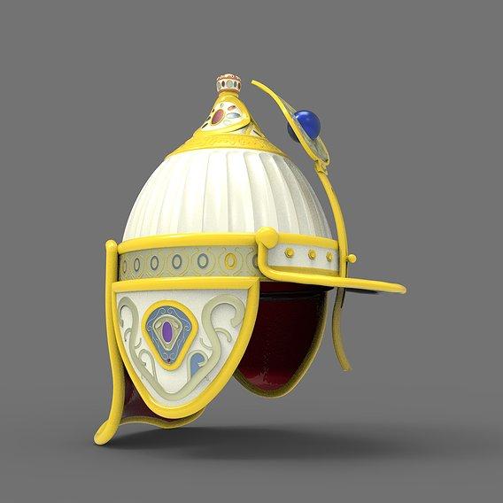 Mehmet The Warrior Helmet