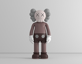 3D Fake companion - by Kaws - 3 colors -