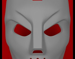 3D print model Casey Jones movie mask 1990 props for