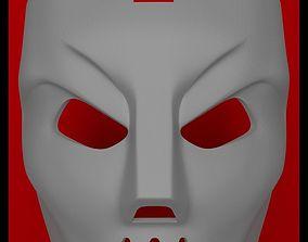 3D print model Casey Jones movie mask 1990 props for
