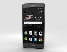 3D Huawei P9 Lite Black