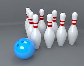 3D The Bowling