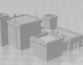 3D print model Castle of the Baron