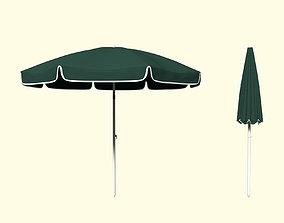 3D model Beach Umbrella