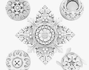 Architectural Ornament vol 04 3D