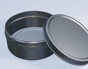 3D model Tin Can