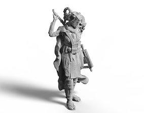 Pirate Senua 3D print model