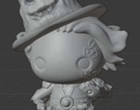 3D printable model Wizard Dood