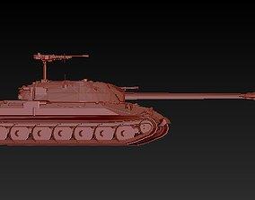 Soviet heavy tank 3D print model