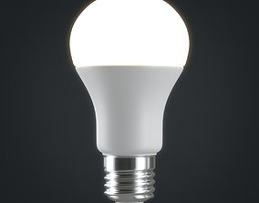 Light bulb 04 3D