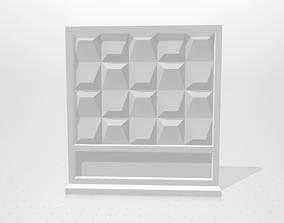 3D printable model Soviey fence decor