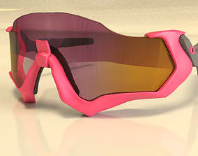 3D model Sport sunglasses