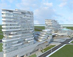 Commercial Centre 3D