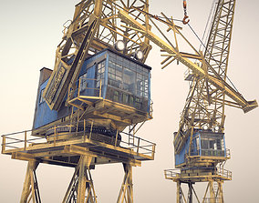Crane STOTHERT-PITT livery ver-2 3D model