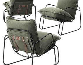 TUTTU Lumberer armchair by Levantindesign 3D