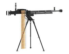Dreyse needle gun 3d 3D model