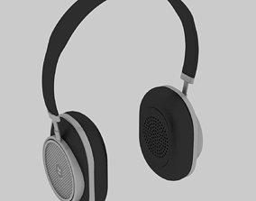 Master Dynamics Wireless Headphones 3D