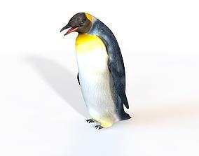 Penguin Rigged 3D model