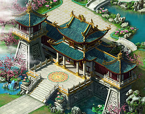 Heaven-Pan Taoyuan-Gate 3D model