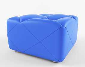 Soft chair 03 3D model