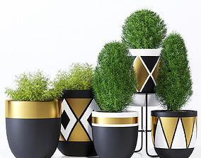 Designtwins pot two 3D model