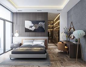 3D Master Room Design