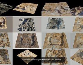world Collection Landscape 3D models