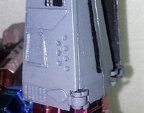 TRANSFORMERS BEAST WARS OPTIMAL 3D printable model 4