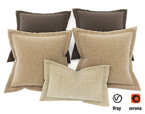 3D Pillows collection 90