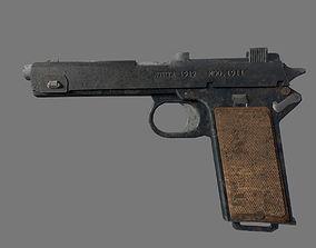 3D asset Steyr 1912