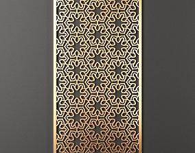 Decorative panel 182 3D model