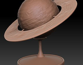 3D printable model Saturn Planet