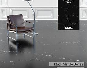 3D model Black Marble Texture 3