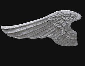 bird 3D Model Wings