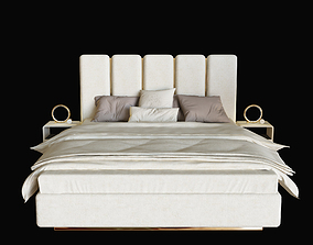 3D model RUGIANO CLUB BED