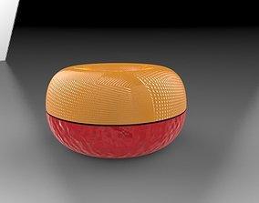3D print model Apple watch donat shape gift box