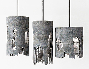 Concrete light 3D