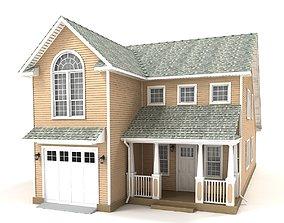 garage Cottage 43 3D model