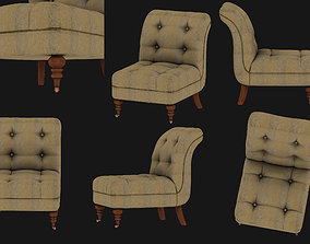 3D model Armchair other
