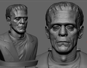 3D print model Frankensteins Monster