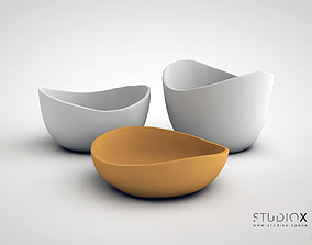ELEMENTs RUSTIC BOWL - SMALL 3D printable model