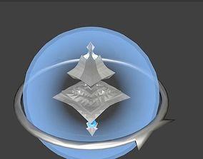 Star Compass 3D