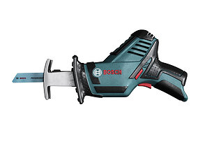 3D asset low-poly Cordless Reciprocating Saw bosch