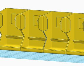 3D printable model Nespresso Capsule - Wall mounted holder