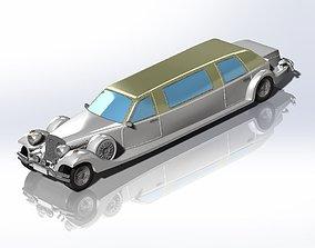 Excalibur limo 3D print model